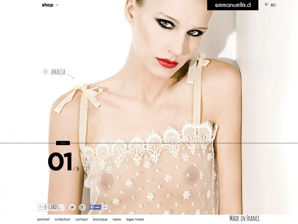 emanuelle.d - home page